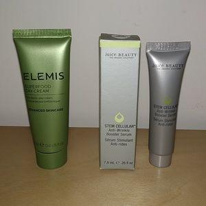 Skin care duo set